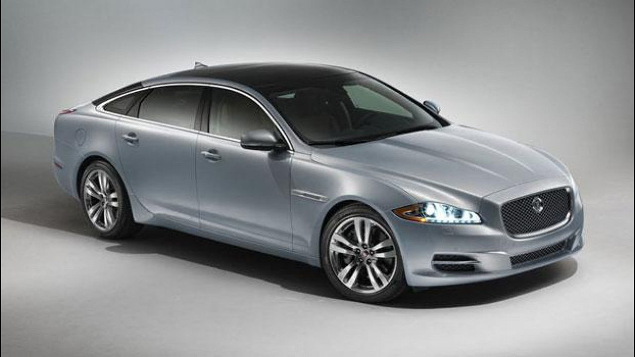 [Copertina] - Jaguar XJ MY2014