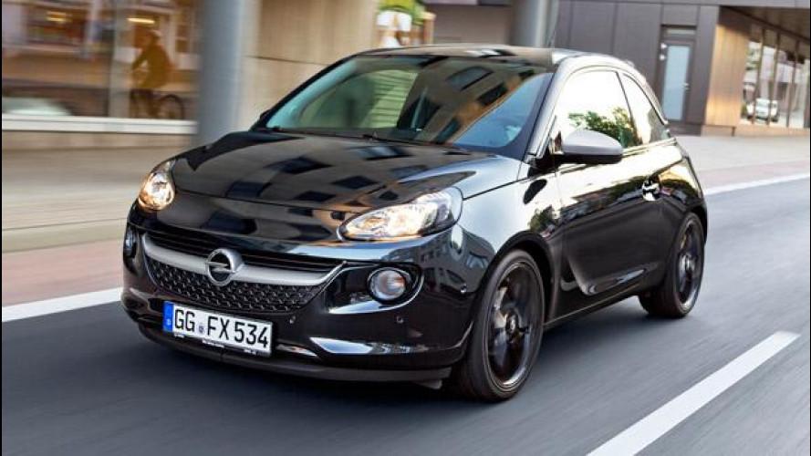 Opel Adam Black Link e White Link