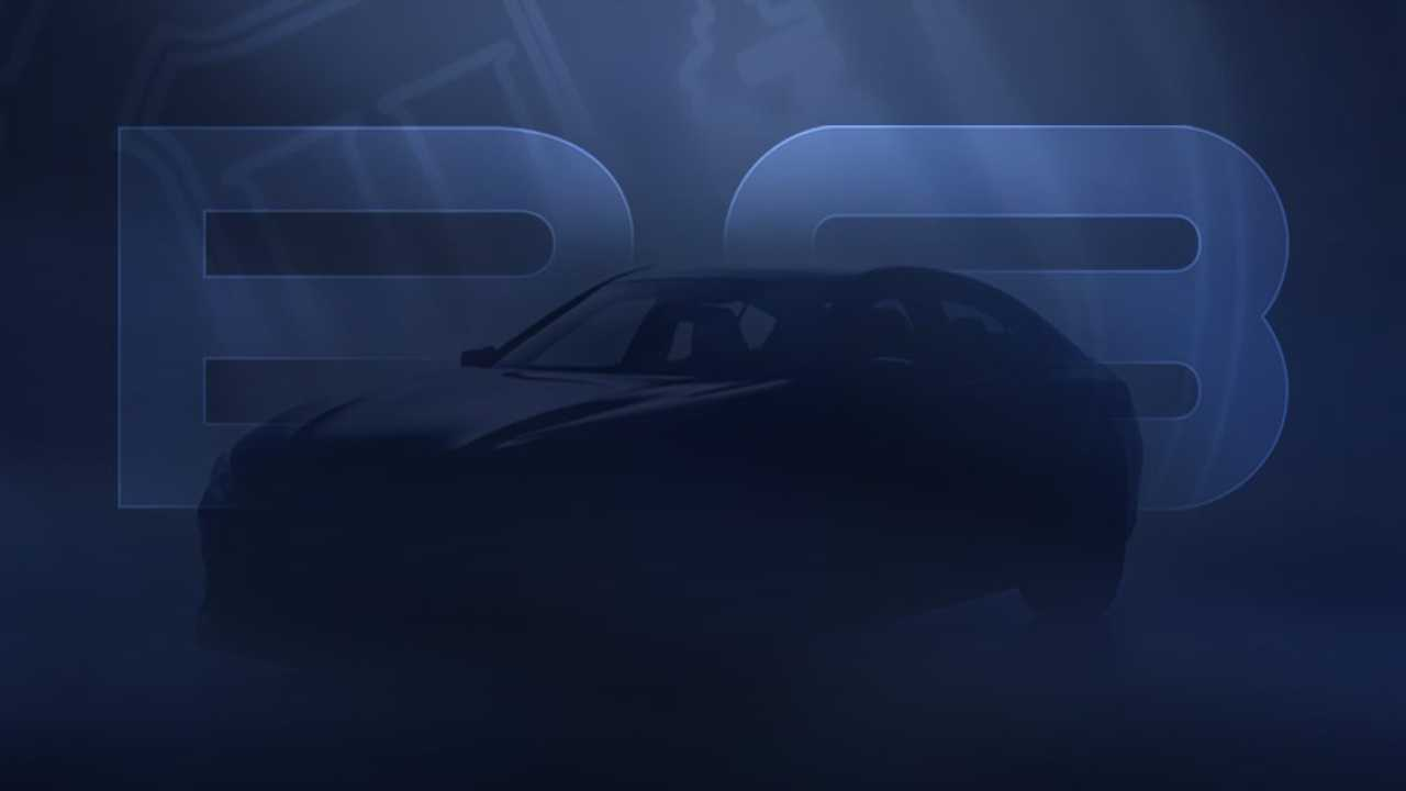 Alpina B8 Gran Coupe teased before debut