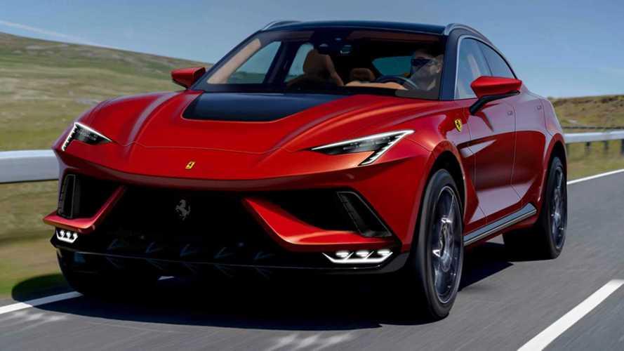 Így álmodta meg egy hobbitervező a Ferrari Purosanguét