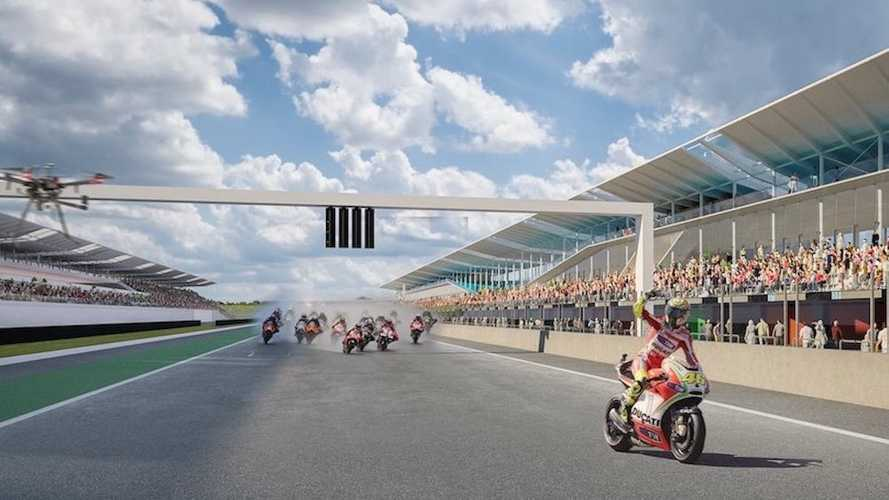 MotoGP To Return To Hungary With New Debrecen Track