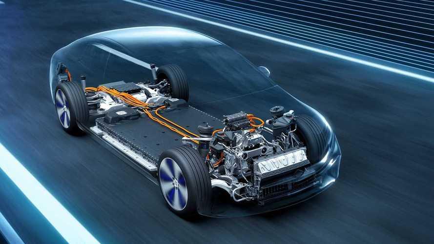 Mercedes EQS (Batterieproduktion)