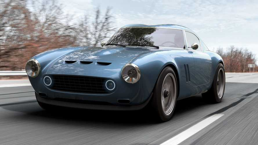 GTO Engineering Squalo: un super coupé V12, inspirado en Ferrari