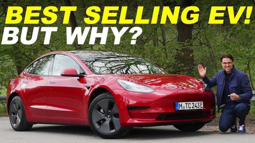Why Is It So Popular? Autogefühl Checks Out Tesla Model 3 SR+