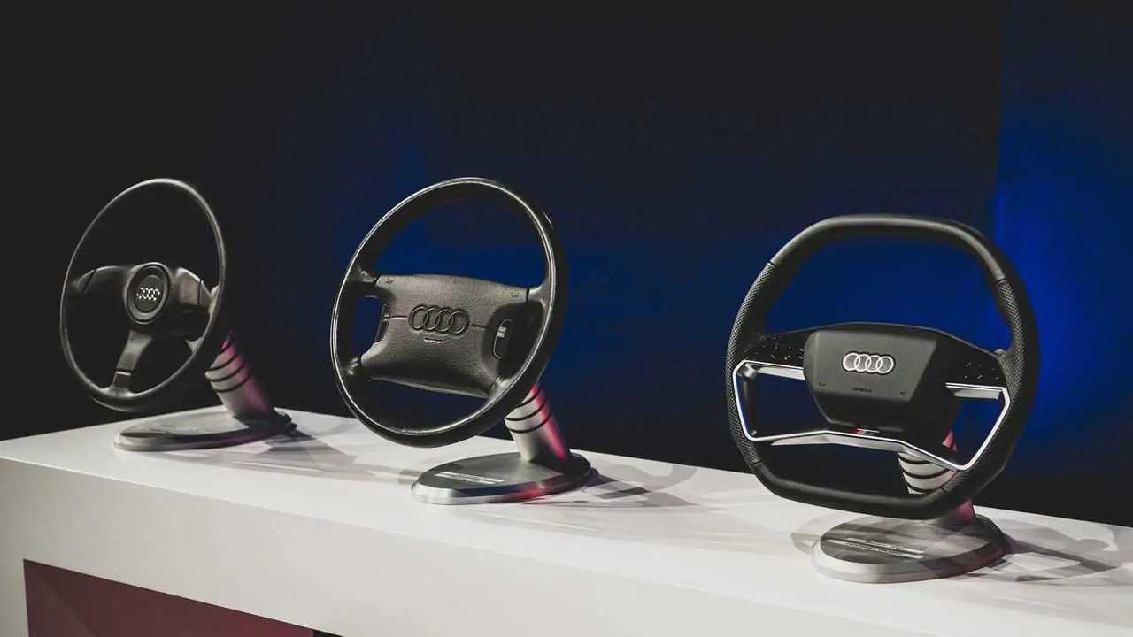 L'evoluzione dello sterzo per Audi