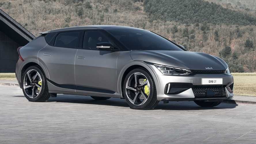 Kia EV6 (2021): Die Preise beginnen bei 44.990 Euro (Update)