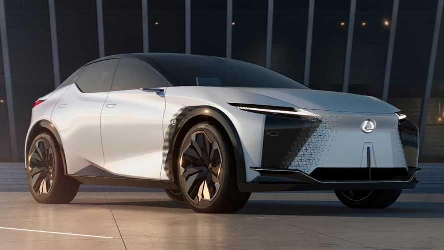 Lexus revela conceito inédito que antecipa carros elétricos e esportivos