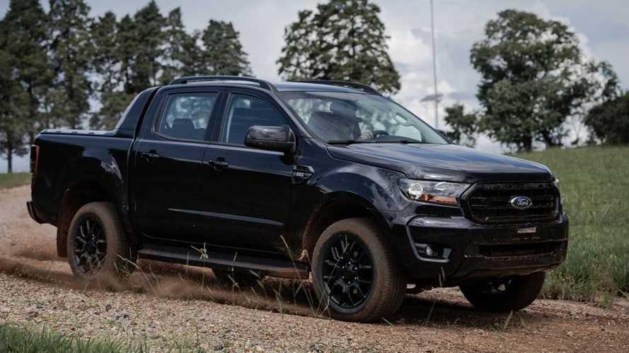 Picapes mais vendidas em março: Ford Ranger supera Chevrolet S10