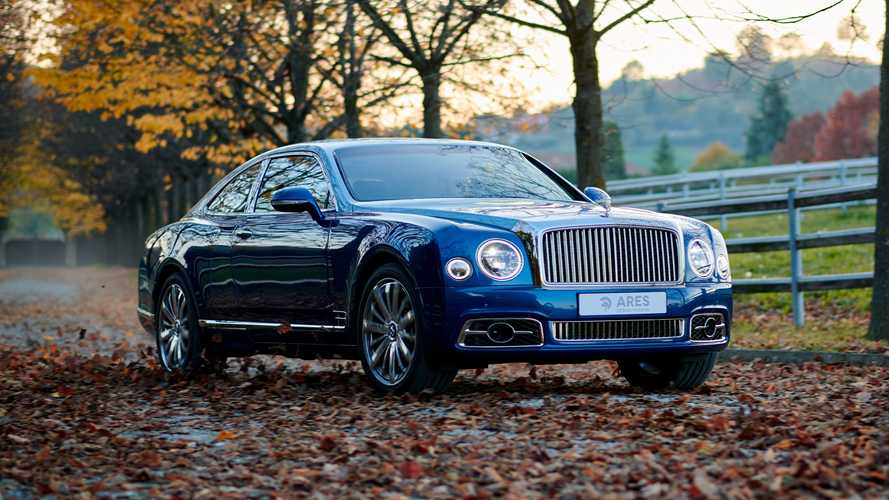 Ares Design Coupé for Bentley Mulsanne