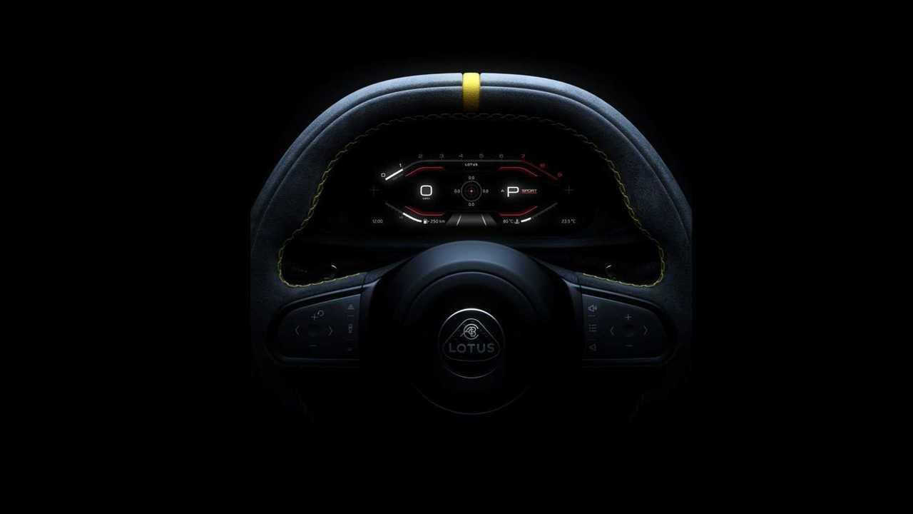 Суперкар Lotus