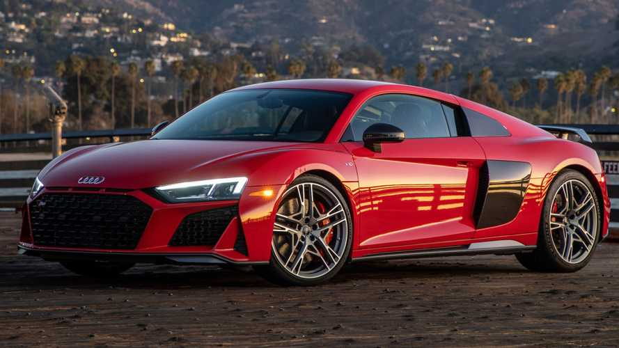 2022 Audi RS Models Get More Style, Extra Power For R8 RWD