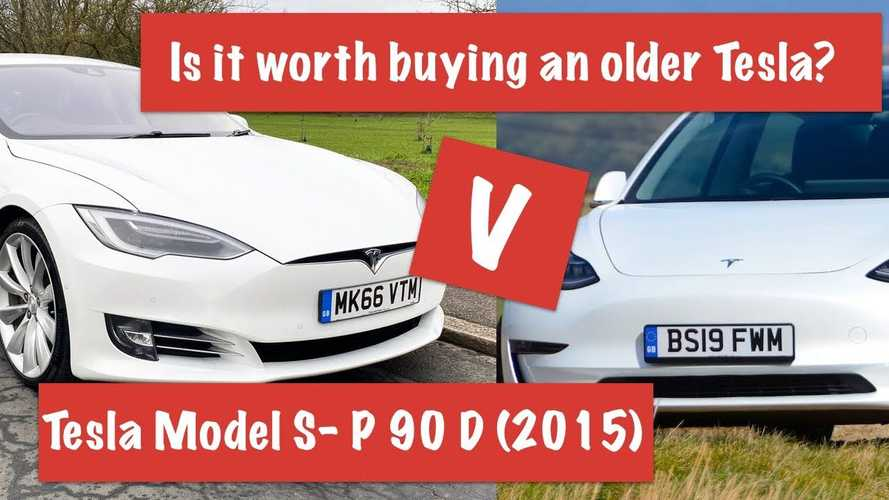 Should You Buy A New Tesla Model 3 Or A Used Model S?