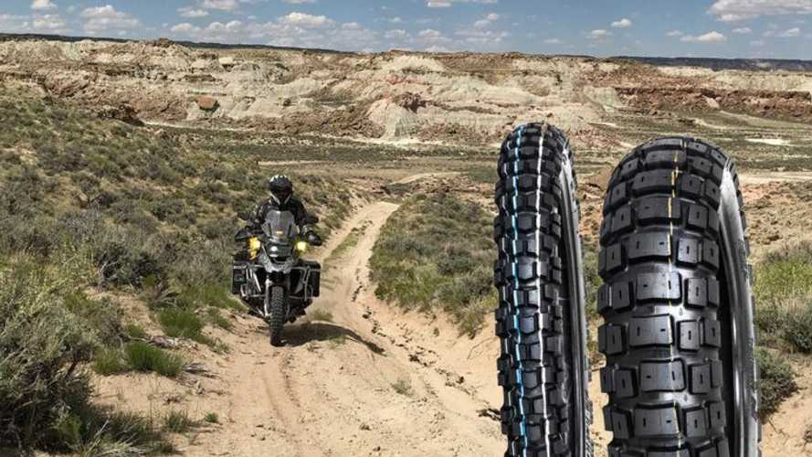 Backcountry Discovery Routes Test Motoz RallZ Tires On New Trail