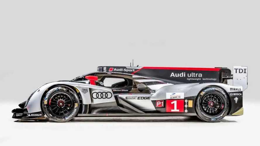 À vendre : Audi R18 TDI Ultra de 2011