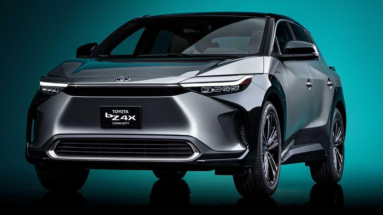 Toyota bZ4X Concept, anticipo de un SUV eléctrico