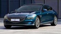Genesis bringt drei Elektromodelle nach Europa, darunter den G80