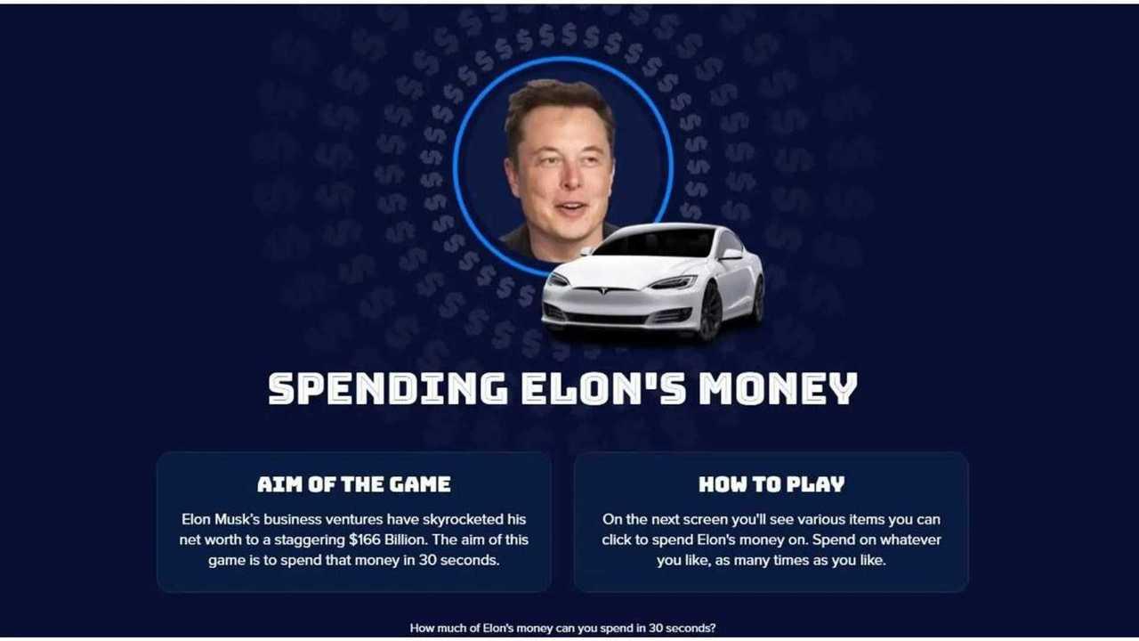 Elon Musk, CEO Tesla.
