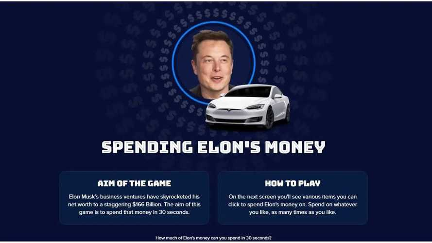 Volete sapere tutto ciò che può comprare Elon Musk? Un sito ce lo mostra