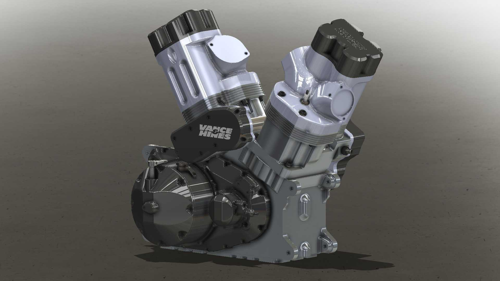 Vance & Hines Unveils 160 Cubic-Inch V-Twin For NHRA Racing