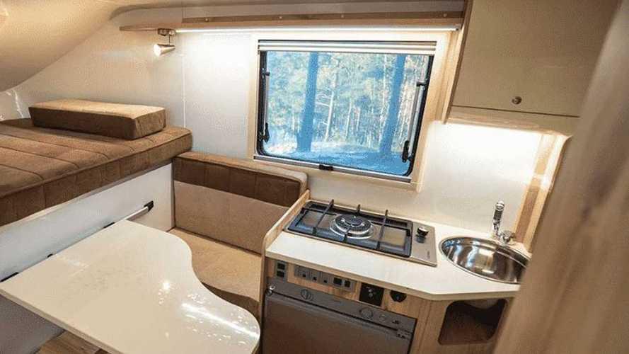 Lada Niva camper de Lux-Form