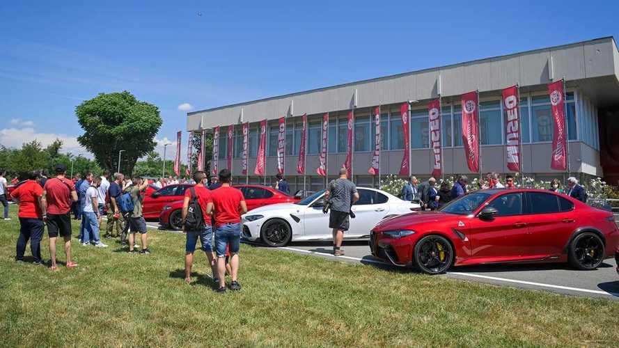 ¡Vivimos el 111 aniversario de Alfa Romeo en Arese!