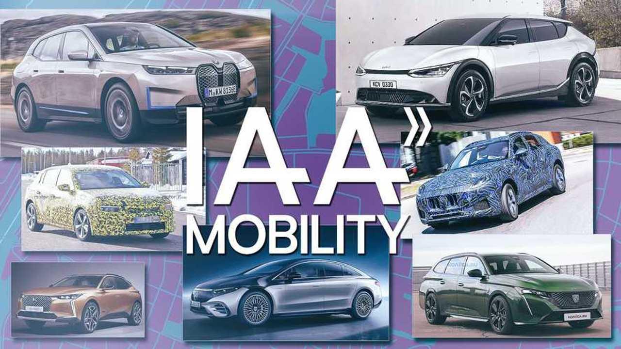 Ein erster Neuheiten-Ausblick auf die IAA 2021 in München