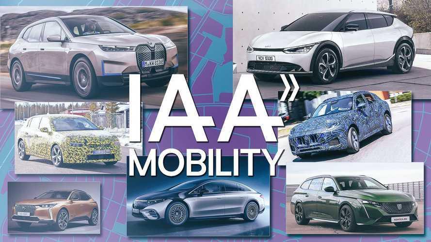 Salon IAA de Munich 2021 - Toutes les nouveautés attendues !