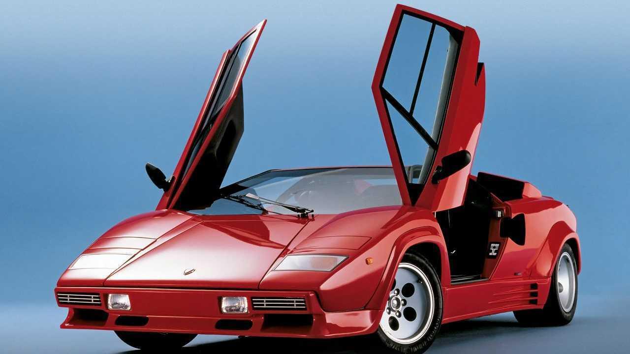Lamborghini Countach 1971-1990