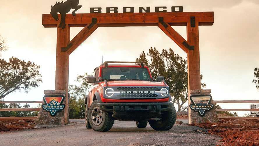 Ford Bronco Off-Roadeo School