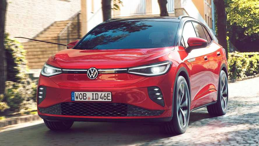 Volkswagen ID.4 GTX: SUV elétrico esportivo faz estreia oficial
