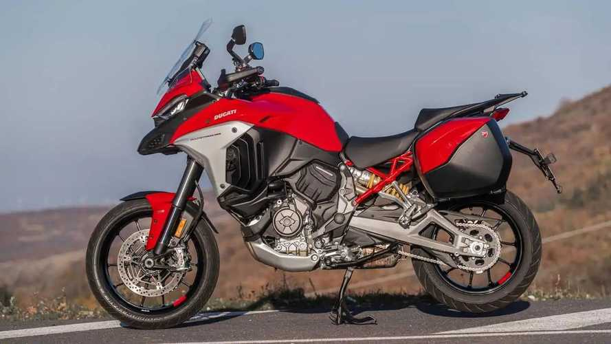 Ducati Increases Sales By 33 Percent in 2021 Q1