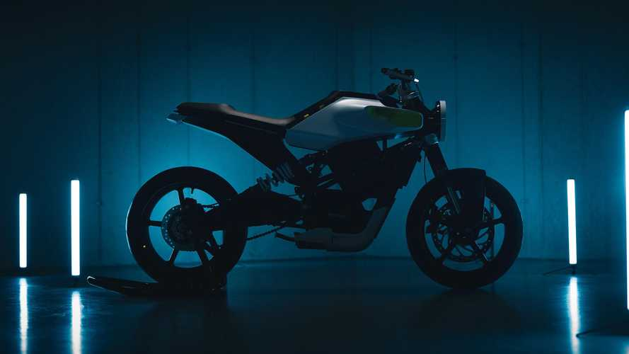 Husqvarna E-Pilen: 1ª moto elétrica da marca pode chegar em 2022