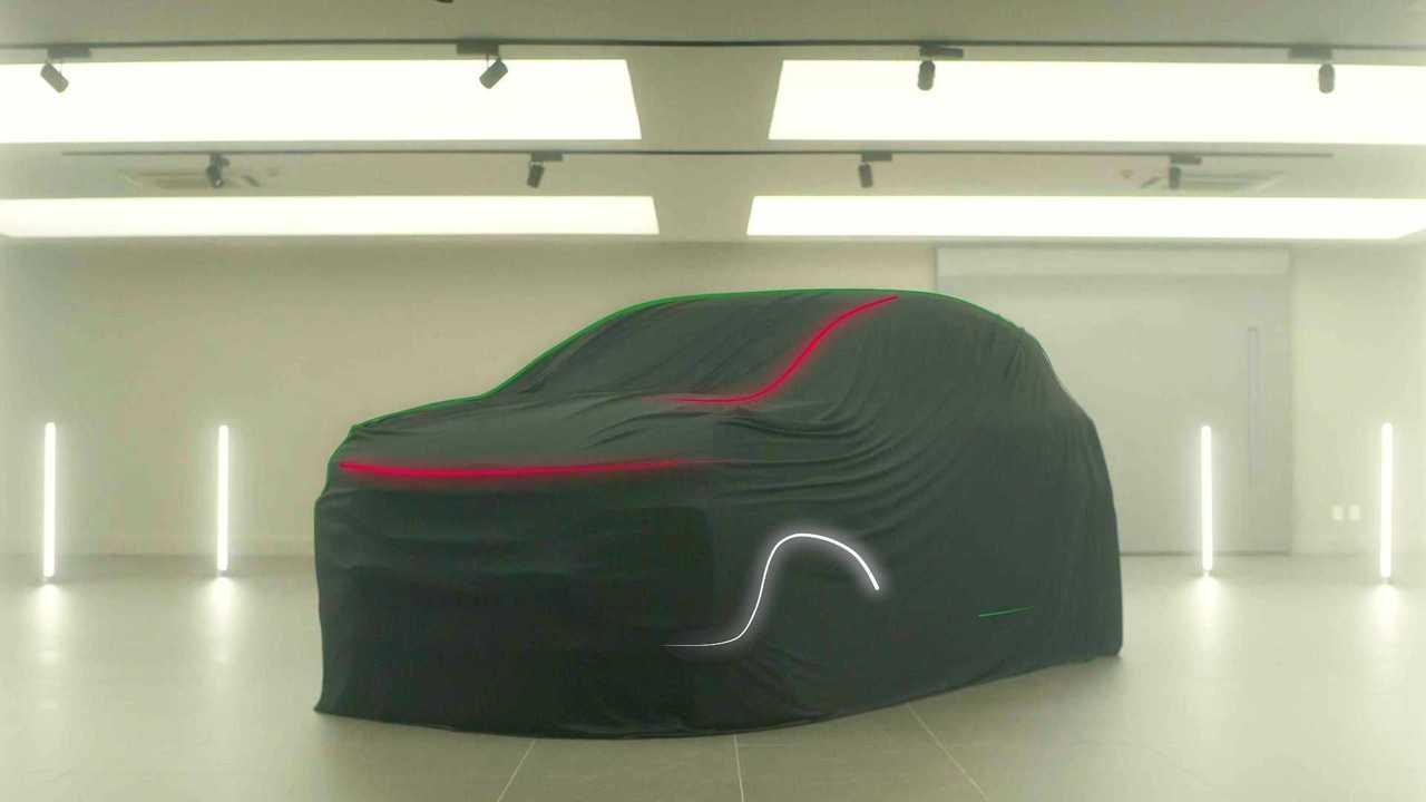 Fiat Progetto 363 SUV - Teaser