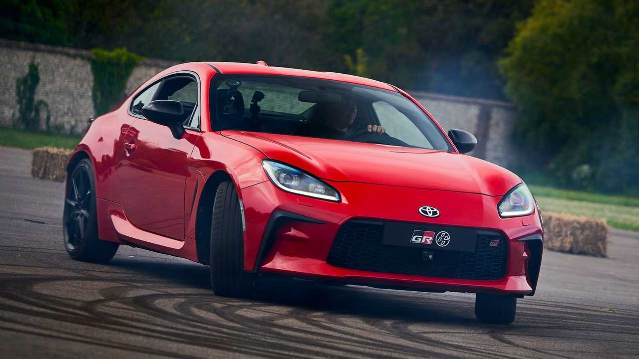 2022 Toyota GR 86 making public debut at Goodwood Festival of Speed.