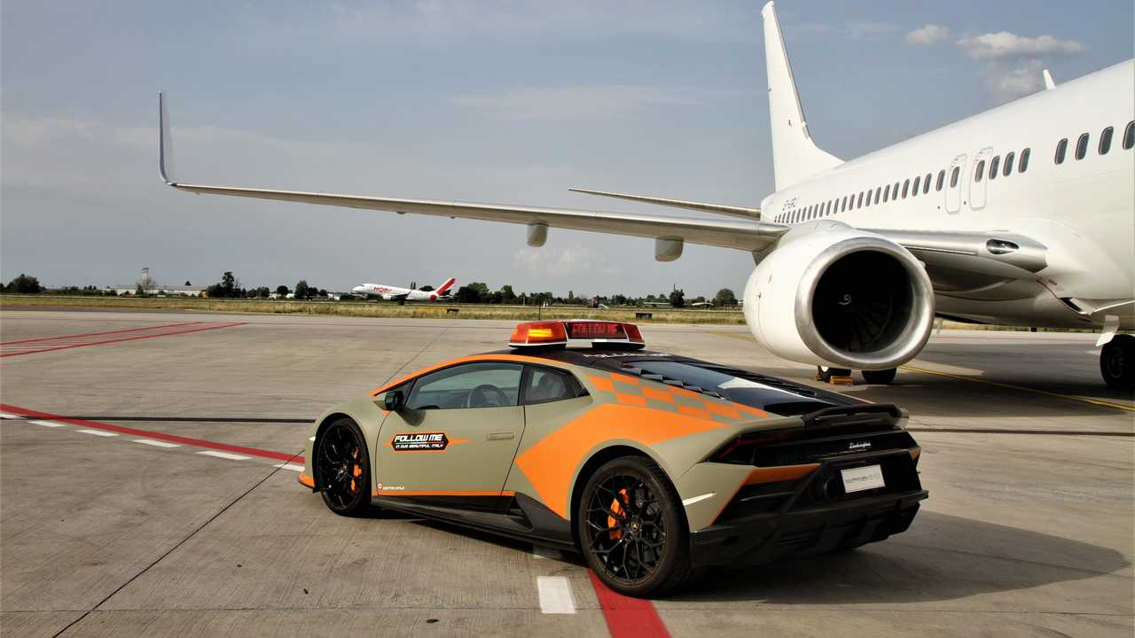 Lamborghini Huracan Evo, the