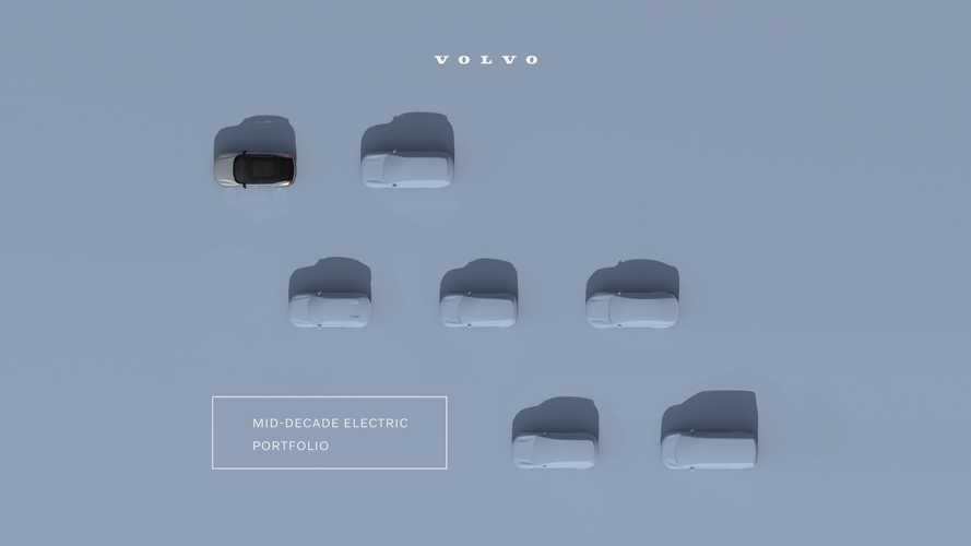 К 2030 году Volvo откажется от всех гибридов
