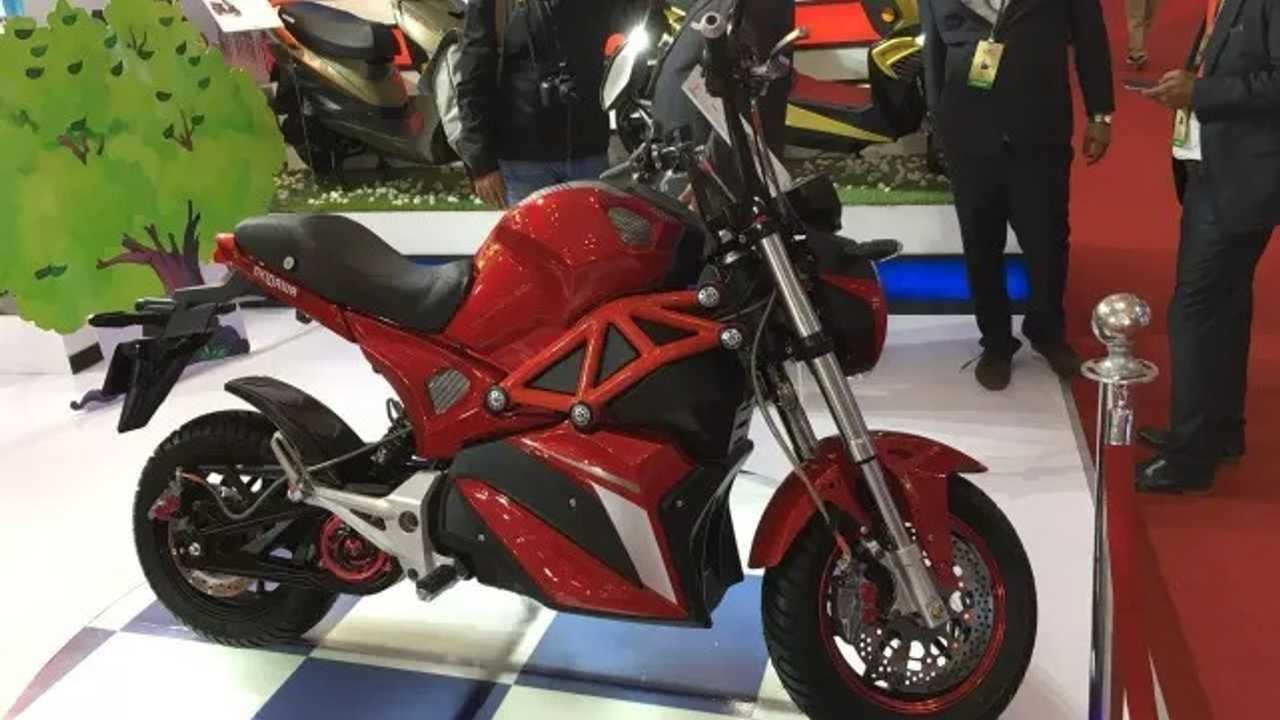 New Okinawa Electric Bike Is Monkey And Monster's Love Child