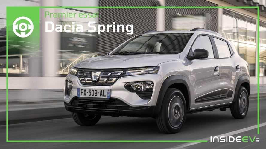 Essai Dacia Spring (2021) - Moins cher veut-il dire moins bien ?