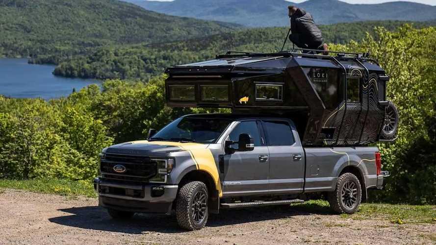 Loki Basecamp trasforma il tuo pick-up in un camper