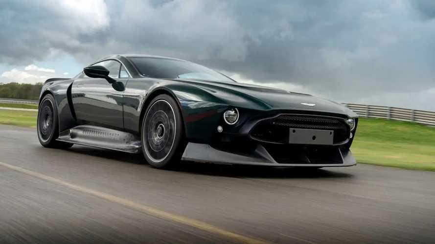 Aston Martin Victor im Fahrbericht