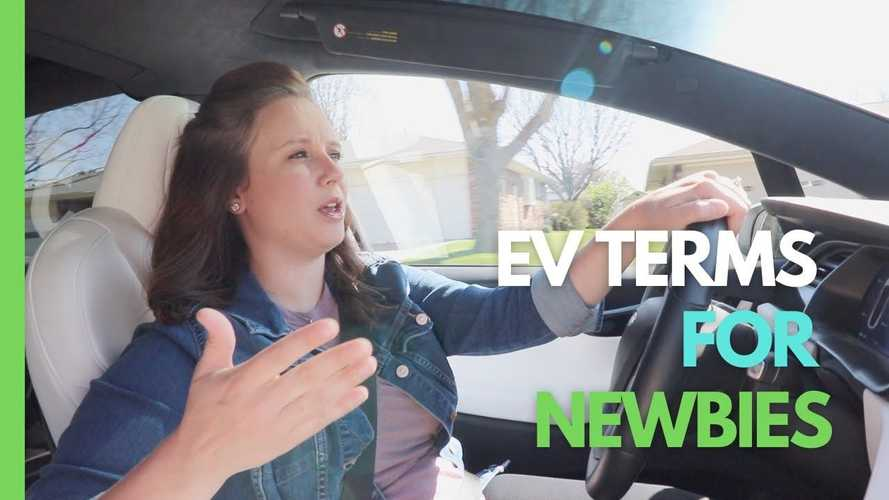 Interested In A Tesla Or Other EV? Here's Some EV Terms For Newbs