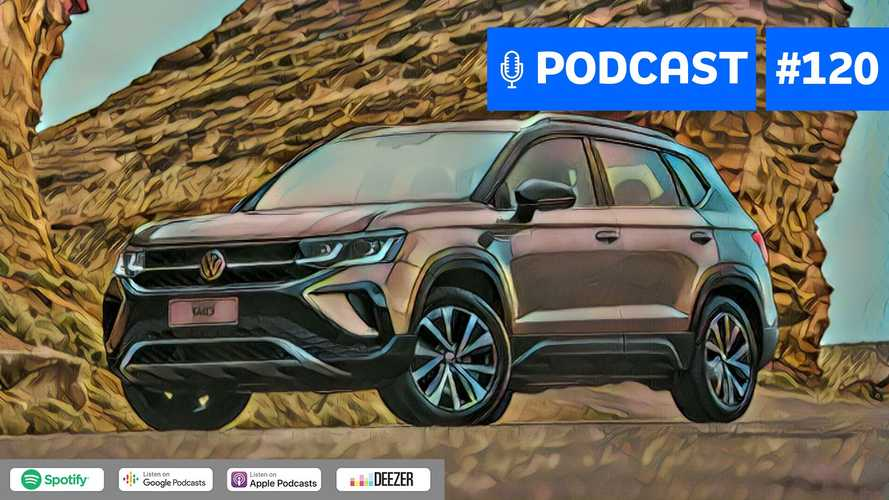 Motor1.com Podcast #120: Novo VW Taos faz frente ao Jeep Compass?