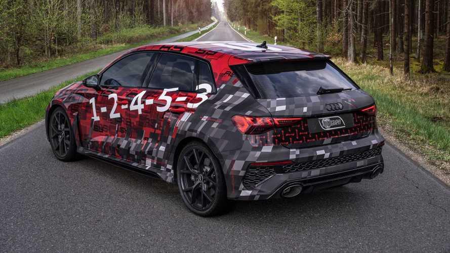 Audi RS 3 Sportback y RS 3 Sedan 2021 por Auditography