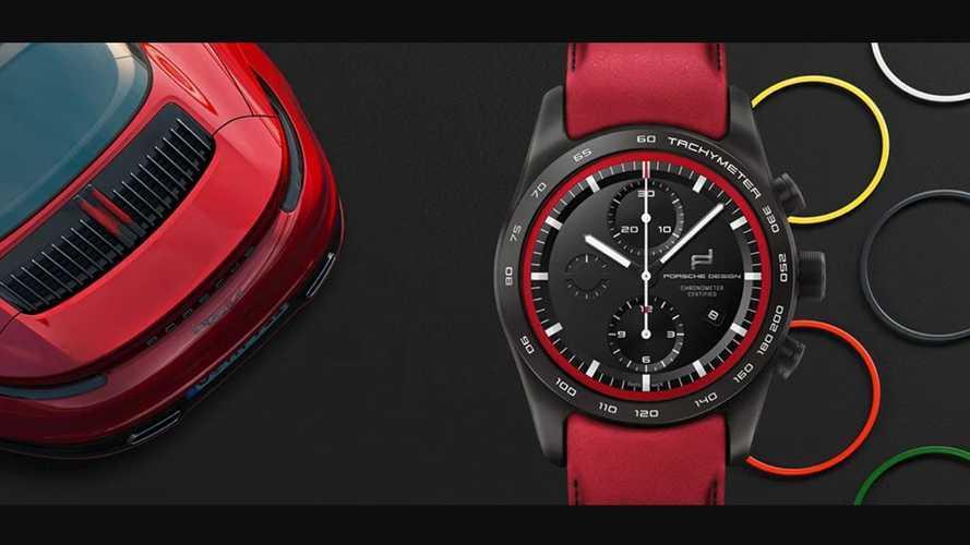 Porsche Design estrena configurador de relojes