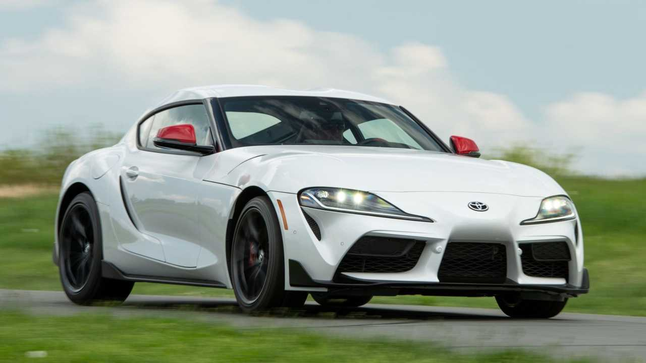 2020 Toyota Supra: First Drive