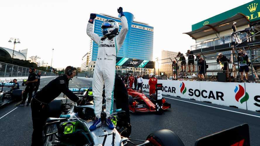 F1: Bottas bate recorde da pista e faz pole no GP da Espanha - Veja o grid
