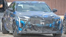 Cadillac CT4 Blackwing Spy Photos