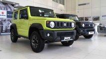 Suzuki Jimny старт продаж в России