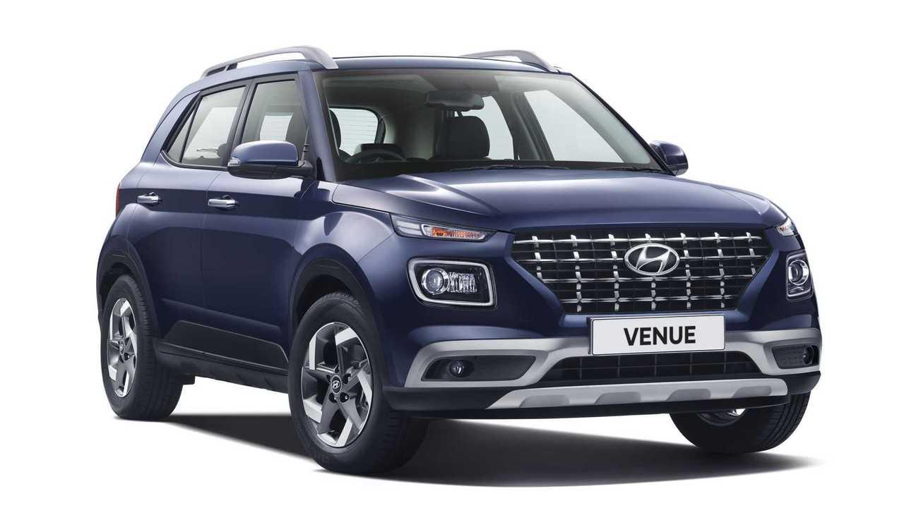 Hyundai Venue Índia