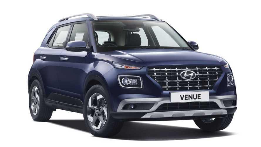Hyundai Venue: mini-Creta já tem mais de 50 mil pedidos em dois meses